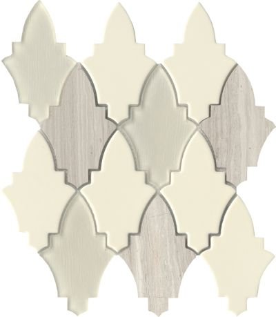 Emser Fleur Glass Orchis W94FLEUOR1112MO