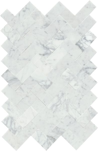 Emser Link Marble Honed White F67LINKWH1218MHB