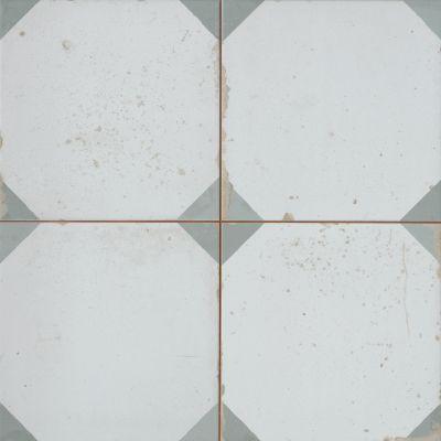 Emser Cortijo Ceramic Matte Octagon Gray F26CORTOCGR1818