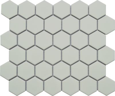 Emser Impact Porcelain Matte Gray F11IMPAGR1113MH2M