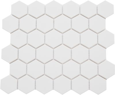 Emser Rezone Porcelain Matte White W95OZONWH1113MH2