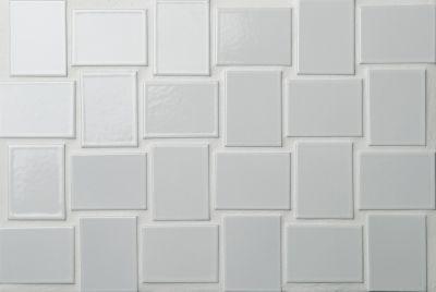Emser Hanami Porcelain Glossy White W50HANAWH0913MOP