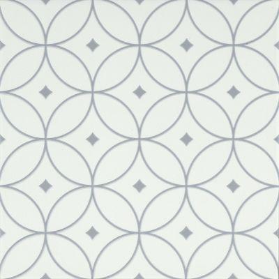 Emser Geometry Porcelain Matte/Satin Blue F39GEOMAT