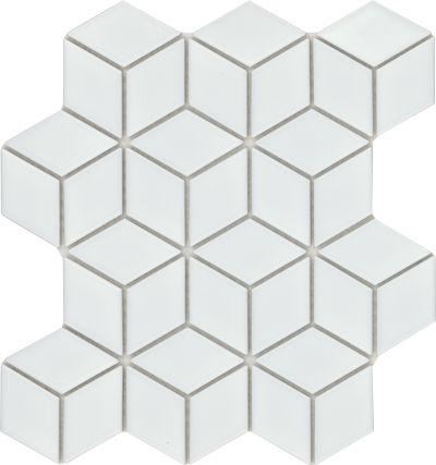 Emser Influence Porcelain Glossy White W95INFLWH1012MCU