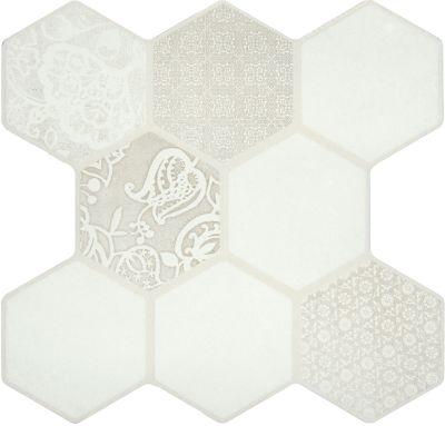 Emser Vice & Virtue Porcelain Matte/Satin White F19VIRTWH1818P9
