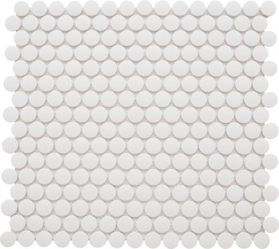 Emser Rezone Porcelain Matte White W95OZONWH1112MOP