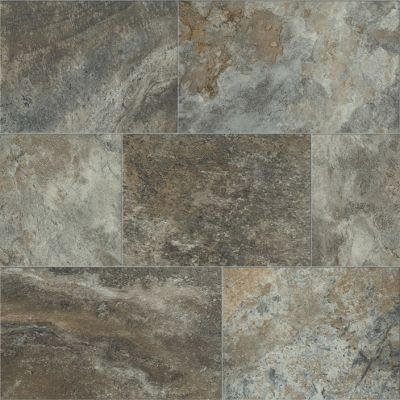 Mannington Slate Luxury Vinyl Sheet 130020