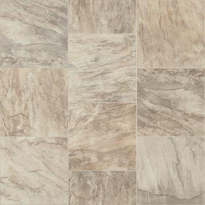 Mannington Slate Luxury Vinyl Sheet Limestone 130031