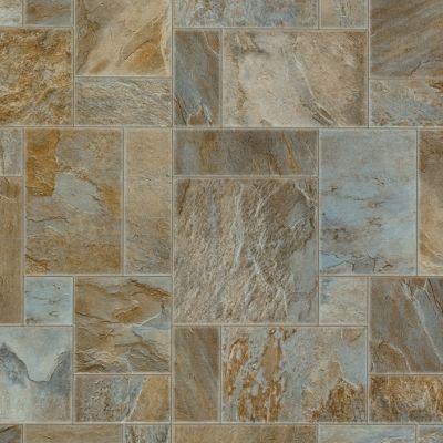Mannington Slate Luxury Vinyl Sheet Quartzite 130111