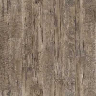 Mannington Wood Luxury Vinyl Sheet Coal 130172