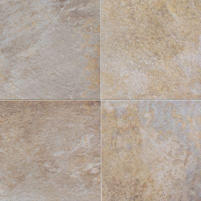 Mannington Adura® Luxury Vinyl Tile Flooring Dakota Prairie Beige AT322