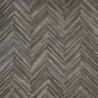 Mannington Hand Crafted Carriage Oak Herringbone ForgedIron CRGH22FRG1
