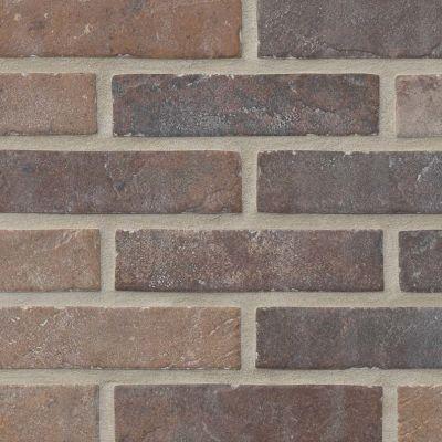 MSI Tile Brickstone Brick,Subway Brickstone Red 2×10 NCAPREDBRI2X10