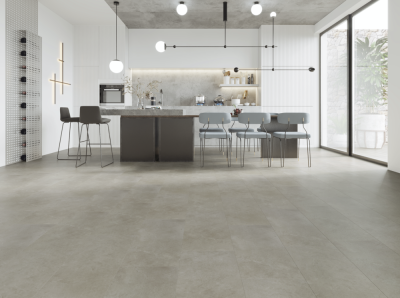 Biyork Floors Hydrogen 6 Tile BIYORK Simply WaterProof Floors bourbon BYKHY6HT50BO
