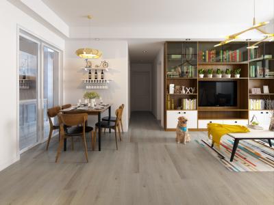 Biyork Floors Hydrogen 6 Plank BIYORK Simply WaterProof Floors nudie BYKRCEH50NU