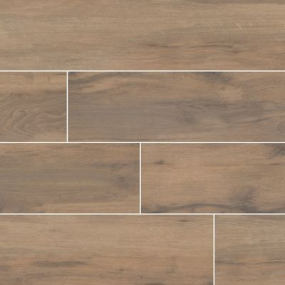 MSI Tile Botanica Wood Cashew NBOTCAS6X24