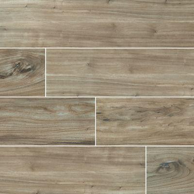 MSI Tile Catalina Wood Teak NCATTEA8X48P
