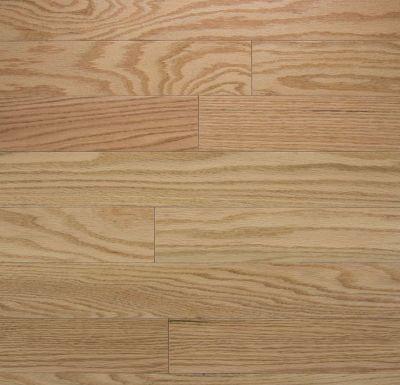 Somerset Color Plank Natural Red Oak CLRPLLRDK
