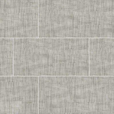 MSI Tile Tektile Fabric CrossHatch Gray NTEKCROGRA1224