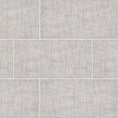 MSI Tile Tektile Fabric CrossHatch Ivory NTEKCROIVO1224