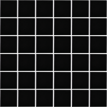 Flordia Tile Mosaicart Epic Black FTI805M122