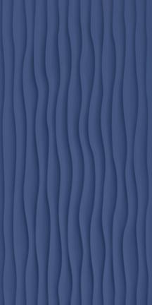 Flordia Tile Amplify Reef Deep Blue Matte B669.0049.00812×24