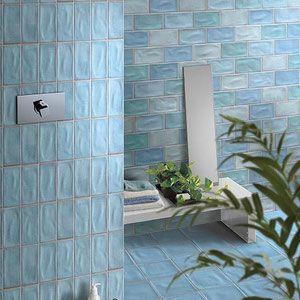 Paramount Tile Key West AQUA MD1066500