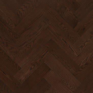 Mirage Herringbone Red Oak Coffee MIR-33230