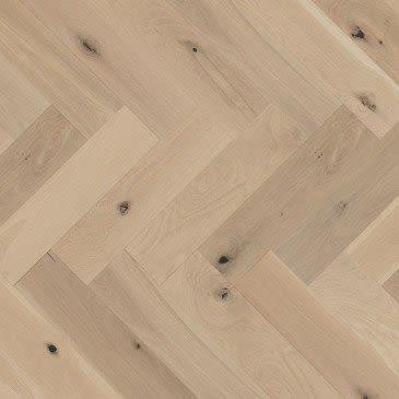 Mirage Herringbone White Oak White Mist MIR-37787