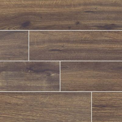MSI Tile Palmetto Wood Walnut NPALWAL6X36