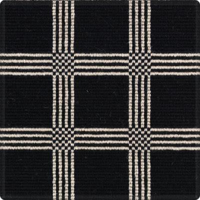 Karastan Woolston Plaid Domino 41849-29202