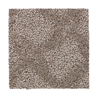 Mohawk Subtle Lattice Sturdy Brown 2V56-518