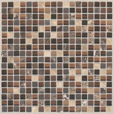 Mohawk Stone Treasure Brown Toffee T787-ST18-5.67×5.67–Stone