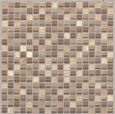 Mohawk Stone Treasure Pecan Taupe T787-ST19-5.67×5.67–Stone