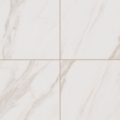 Mohawk Bertolino Floor Porcelain Bianco Cararra T804-BT96-18×18-FieldTile-Porcelain