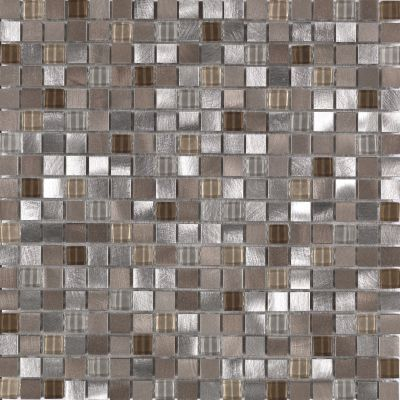 Mohawk Arbor Metals Pewter T818-AM05-14×12-MosaicBorder-Metal