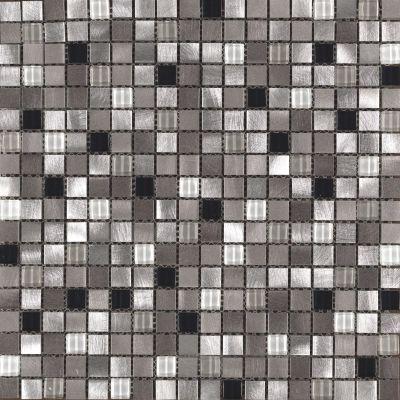 Mohawk Arbor Metals Titanium T818-AM06-14×12-MosaicBorder-Metal