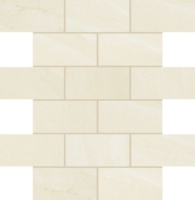 Mohawk Grand Boulevard Porcelain Simple White Matte T834-GB91-4×2–Porcelain