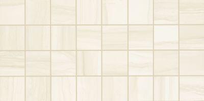 Mohawk Beaubridge Porcelain Arctic White T839-BB14-3×3-FieldTileMosaicField-Porcelain