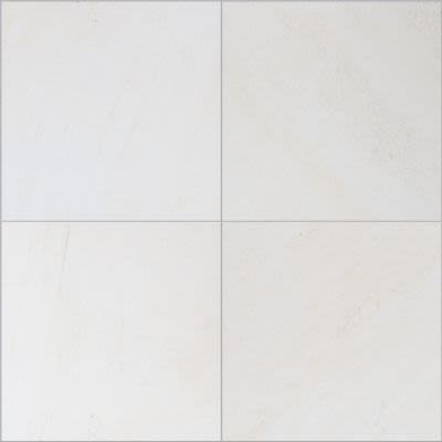 Mohawk Glacier Cove Ceramic Everest White T848-CG05-18×18-FieldTile-Ceramic