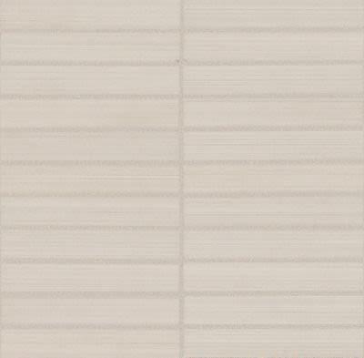 Mohawk Verzino Porcelain Summer Sand T853-VZ02-6×1-MosaicField-Porcelain