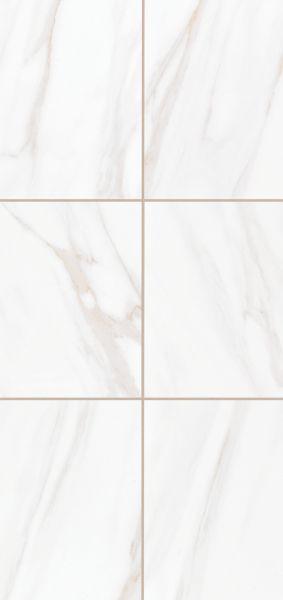 Mohawk Bogerra Wall Porcelain Bianco Cararra T804F-BT96-14×10-Other-Porcelain