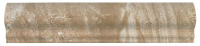 Mohawk Bogerra Porcelain Nocino Travertine T804F-BT99-12×2.5-BorderChairRail-Porcelain