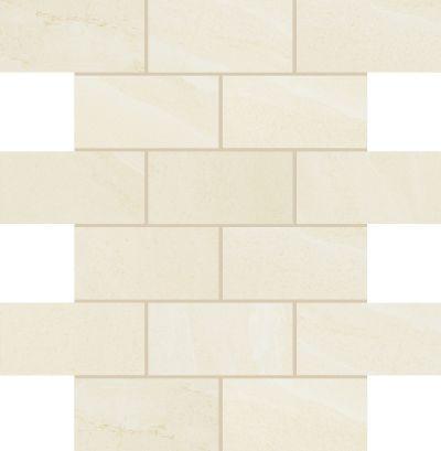 Mohawk Grand Terrace Porcelain Simple White Matte T834F-GB91-4×2–Porcelain