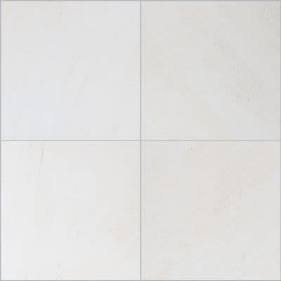 Mohawk Gable Point Ceramic Everest White T848F-CG05-18×18-FieldTile-Ceramic