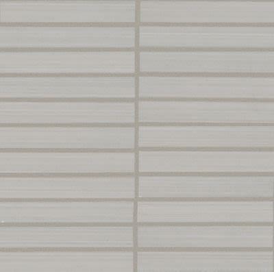 Mohawk Via Salina Porcelain Titanium Dusk T853F-VZ04-6×1-MosaicField-Porcelain