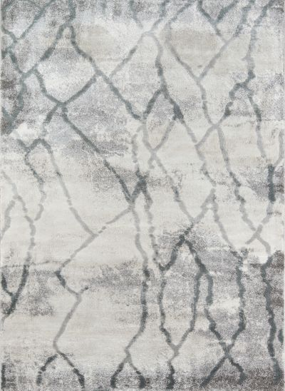 Momeni Matrix Mtx-2 Contemporary Grey 7'6″ x 9'6″ MATRXMTX-2GRY7696