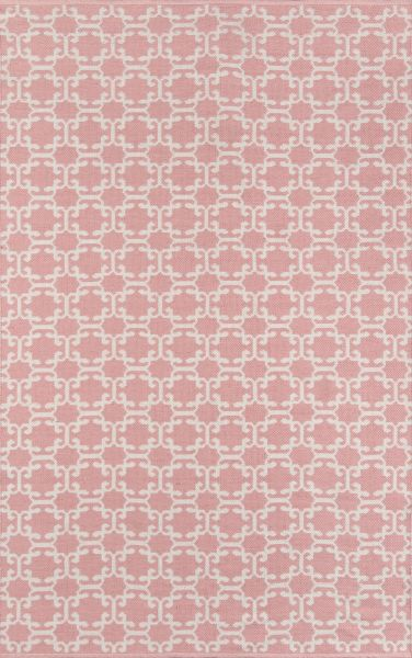 Madcap Cottage Palm Beach Pam-2 Via Mizner Pink 2'3″ x 8'0″ Runner PAMBEPAM-2PNK2380