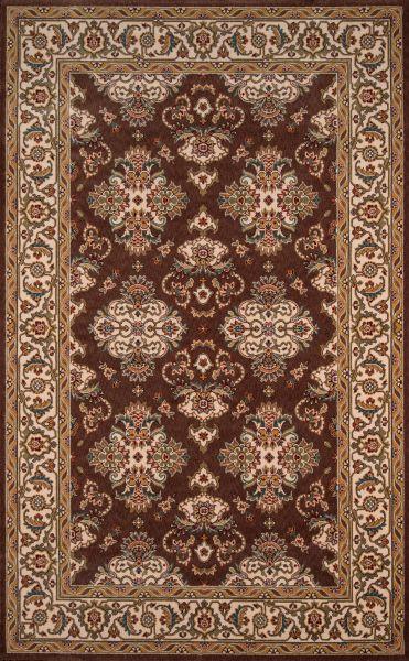 Momeni Persian Garden Pg-01 Cocoa 2'0″ x 3'0″ PERGAPG-01COO2030