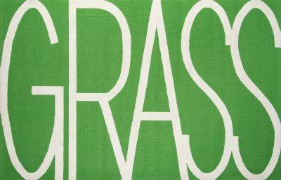 Novogratz Portico Por-1 Grass Green 2'0″ x 3'0″ PORTIPOR-1GRN2030